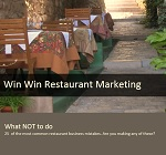25 Common Restaurant Business Mistakes